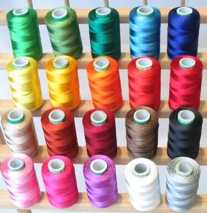 Embroiderythread Communigraphics Cool Sewing Machine Threads Online India
